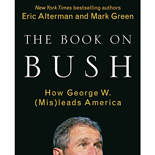 The Book on Bush audiobook cover art