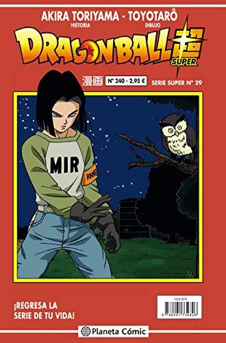 Dragon Ball Serie roja nº 240 (Manga Shonen)