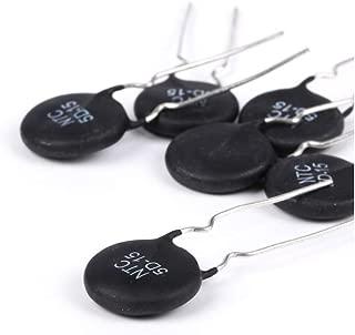 20pcs NTC Thermistor Resistor NTC 5D一15 5D15 Thermal Resistor