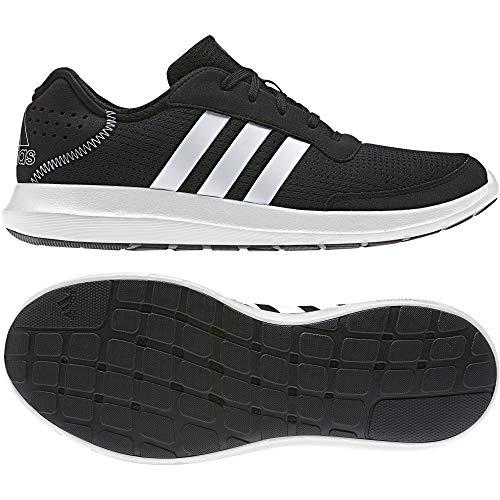 adidas Herren Element Athletic Refresh BA7911 Sneaker, Mehrfarbig (Black 001), 44 EU