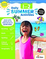 Daily Summer Activities Between Grades 1 and 2