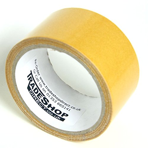 50mm x 10m Rug/Mat Anti-slip Double Sided Tape by Trade Shop Direct