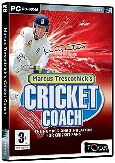 Marcus Trescothick's Cricket Coach (PC CD)