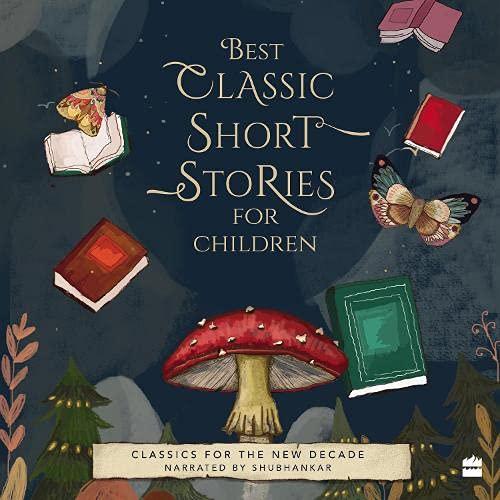 Best Classic Short Stories for Children cover art