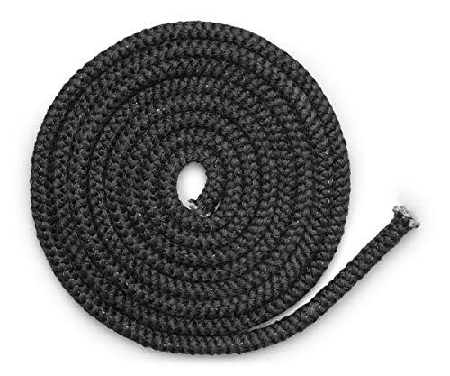 Kamindichtung 2m, ø 6mm Kordel-Dichtung NICHT selbstklebend passend für Austroflamm & Wamsler Kamin