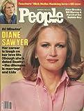 Diane Sawyer (60 Minutes), Nick Nolte, Brooke Shields, Bill Murray, the Bubble Boy - November 5, 1984 People Weekly Magazine