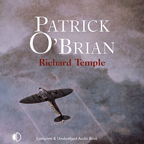 Richard Temple audiobook cover art