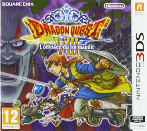 Dragon Quest VIII : L'Odyssée du Roi Maudit [Importación francesa]