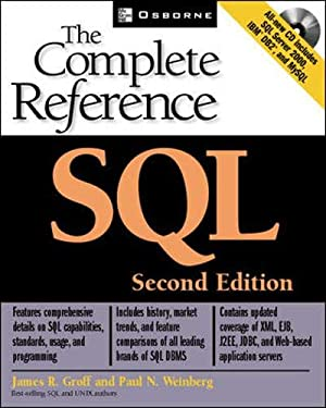 SQL: The Complete Reference, 2nd Edition