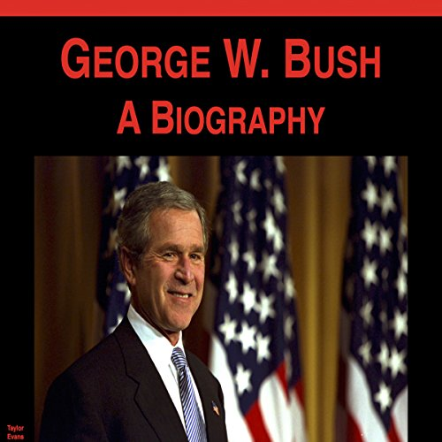 George W. Bush audiobook cover art