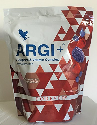 Forever Argi+ & Vitamin Complex (30 packets) L-Arginine by Alfred Sung
