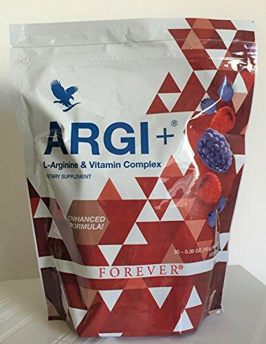 Forever Argi+ & Vitamin Complex (30 packets) L-Arginine
