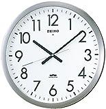 CLOCK (セイコークロック) 掛け時計 スイープ 電波時計 ツイン・パ オフィスタイプ KS266S