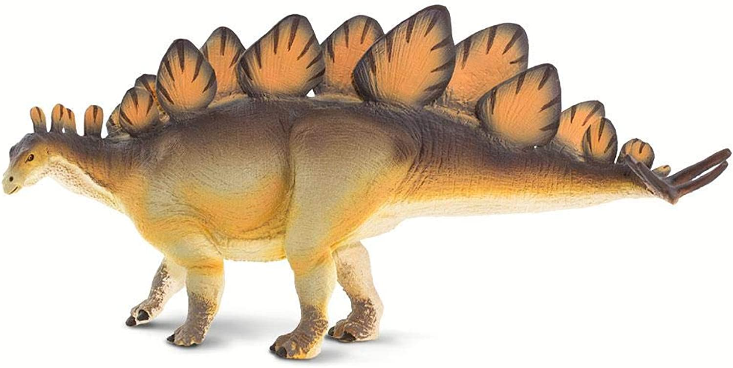 Safari Ltd. Prehistoric World  Stegosaurus  Quality Construction from Phthalate, Lead and BPA Free Materials  for Ages 3 and Up