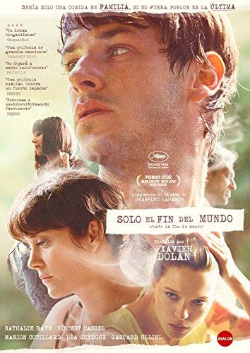 Solo el fin del mundo [DVD]
