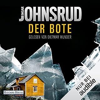 Der Bote (Fredrik Beier 2) Titelbild