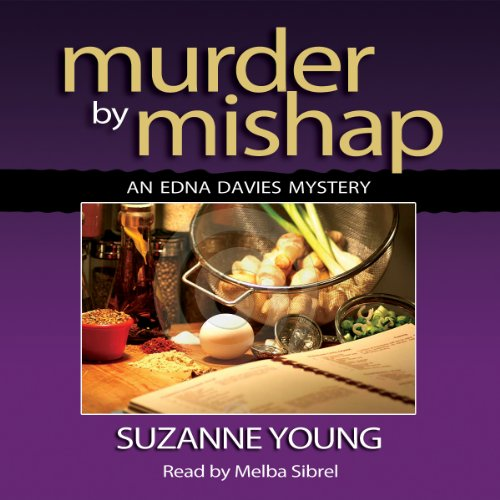 Murder by Mishap audiobook cover art