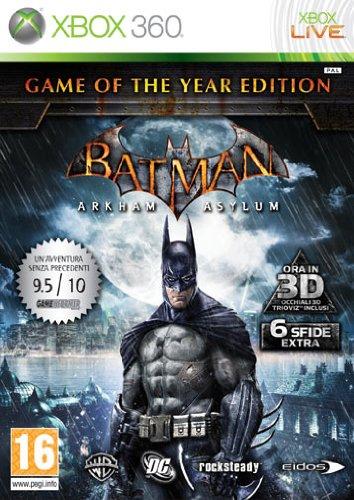 Batman Arkham Asylum Goty ed.