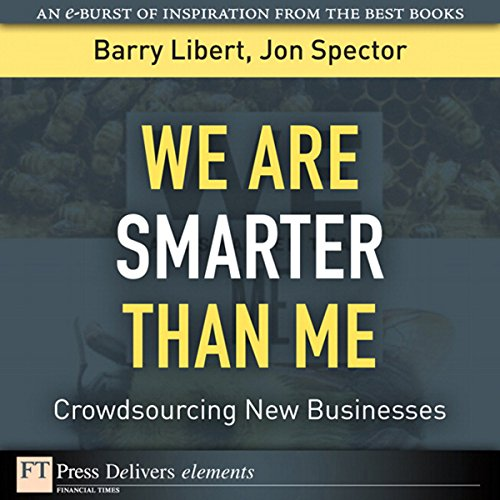 Couverture de We Are Smarter Than Me