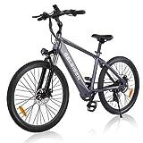 Electric Bike Adult, GELEISEN 26' 350W Ebike Electric Mountain Bike with 36V/10Ah...