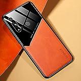 Étui de téléphone Portable Idéal pour Huawei Nova 5i en Cuir Tout Compris + boîtier de...