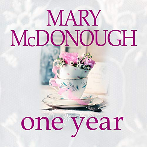 One Year audiobook cover art