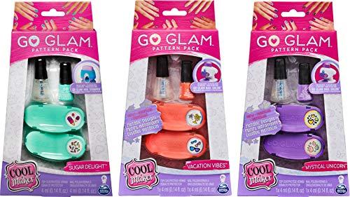 Cool Maker GO GLAM Nachfüllset Large für Go Glam Nagelstudio, unterschiedliche Varianten