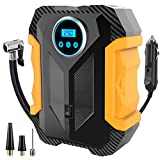 Best Tire Inflators - Tyre Inflator Pump, Electric 12V 150PSI Air Compressor Review