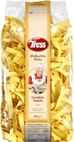 Tress Gerädelte Nudla, 4er Pack (4 x 500 g)