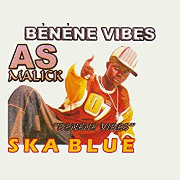 Bénéne Vibes (Ska Blue)