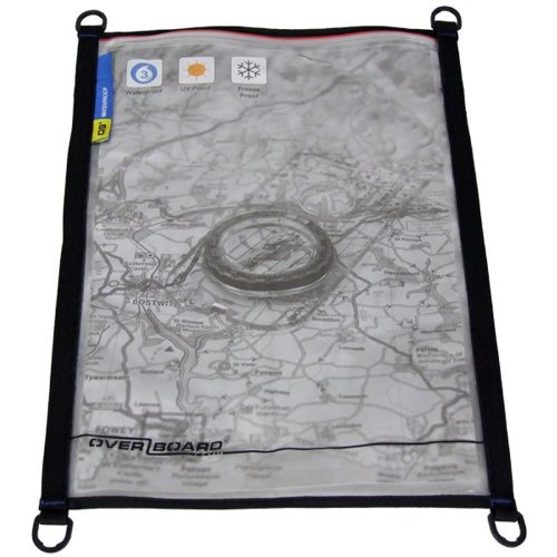 OverBoard 100% Waterproof Map / Document Pouch