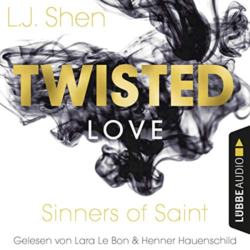 Twisted Love (German edition) cover art