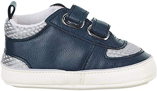 Sterntaler Jungen Baby-Schuh Stiefel, Blau (Marine 300), 19/20 EU