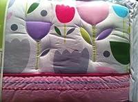 Circo Blooms and Dots 4-Piece Nursery Set by Circo [並行輸入品]