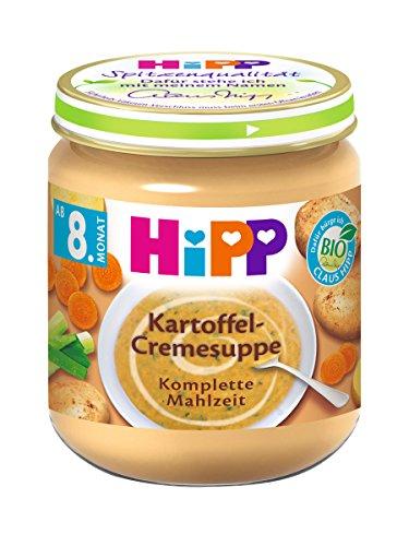 HiPP Kartoffel-Cremesuppe, 6er Pack (6 x 200 g)