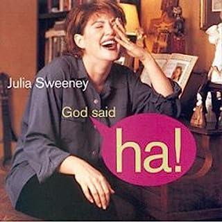God Said,'Ha!' audiobook cover art