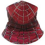 LKZYF Atunme - Pañuelo para el cuello – The Am-azing Sp-ider-Man Cara Sun Ma-sk, bufanda mágica bandana pasamontañas diadema
