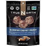 True North Blueberry Chia Nut Crunch, 5 Oz