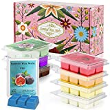 Best Wax Melts - Tobeape Scented Wax Melts, 8 Pack Soy Wax Review