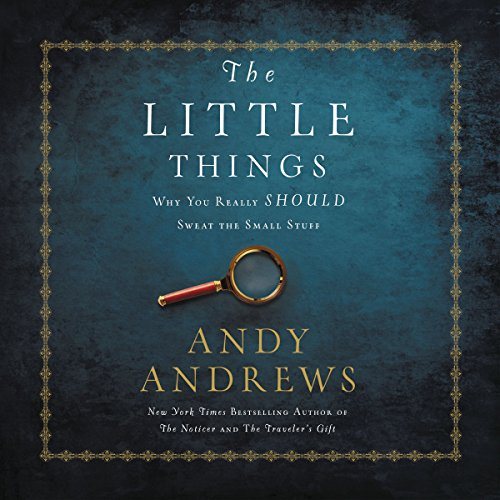Little Things audiobook cover art