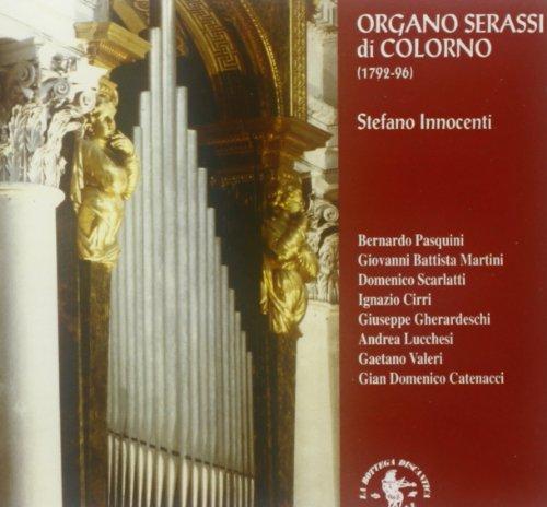 Die Serassi-Orgel Von Colorno