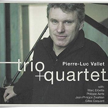 Trio + Quartet