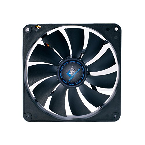 Kingwin 140mm CF-014LB Silent Fan, For Computer Cases, CPU Coolers,...