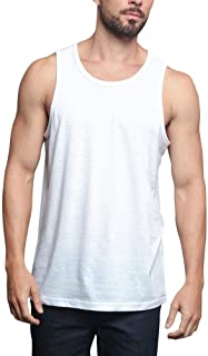 Victorious Solid Color Long Length Curved Hem Tank Top