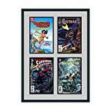 Perfect Cases and Frames Quad Comic Book Frame