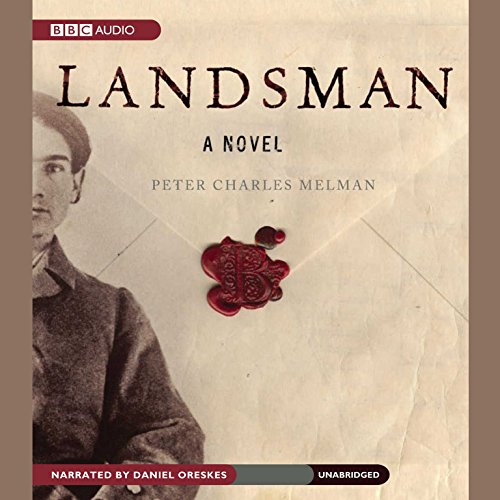 Landsman audiobook cover art