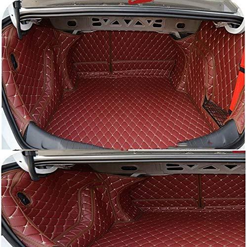 Tronco de encargo del coche esteras los Fit for Toyota Land Cruiser 200 5seats alfombras de arranque