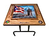 Puerto Rico Domino Table Morro