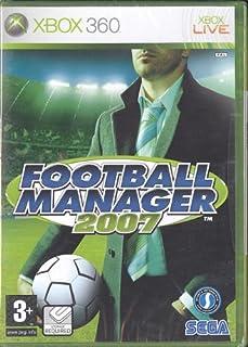 Football Manager 2007 Xbox 360 [Importación Inglesa]