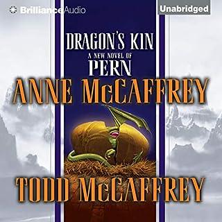 Dragon's Kin audiobook cover art